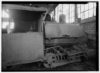 A locomotive inside the Glover Machine Works (Historic American Engineering Record/Public Domain)