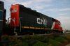 The SAM Shortline train waits in Cordele, Ga.
