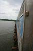 SAM Shortline crosses Lake Blackshear west of Cordele, Ga.