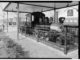 A restored locomotive built in 1916 by the Glover Machine Works (Historic American Engineering Record/Public Domain)